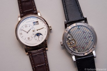 A. Lange & Söhne Lange 1 Moon Phase Day/Night