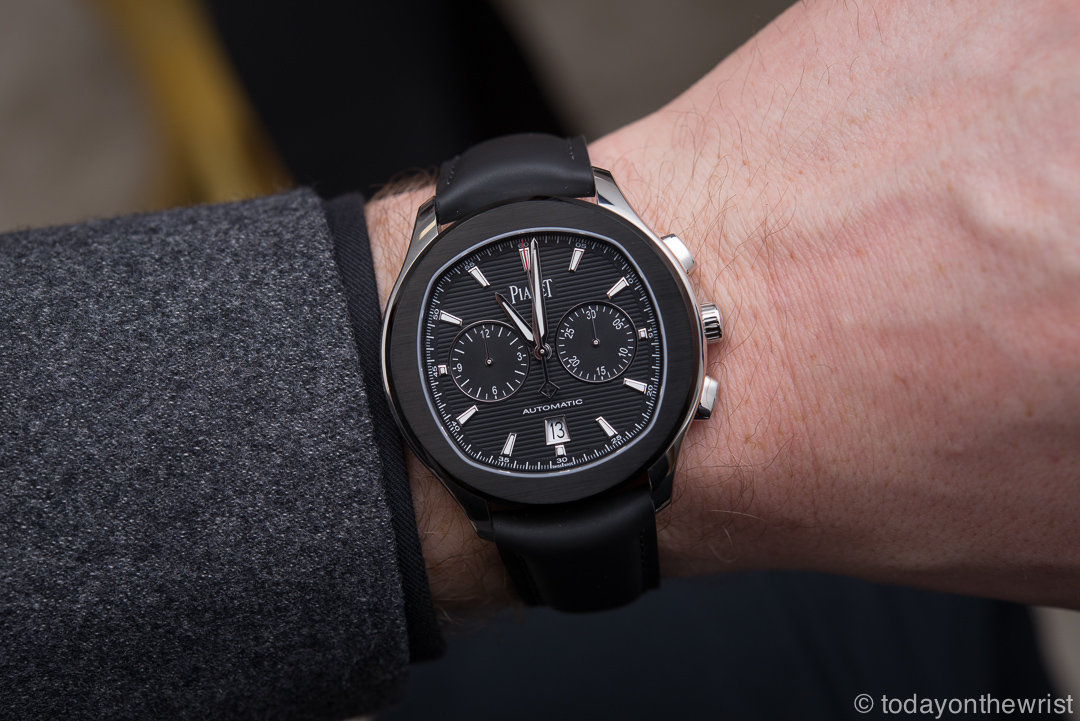 Piaget Polo S Black ADLC Limited Editions