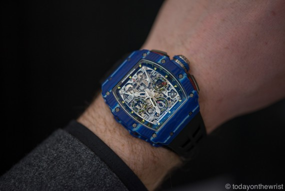 Richard Mille RM 11-03 Jean Todt 50th Anniversary