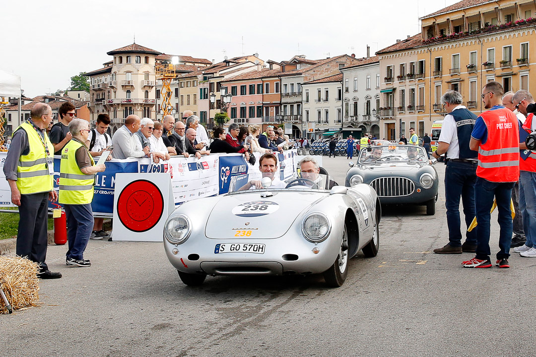 гонка Mille Miglia 2017