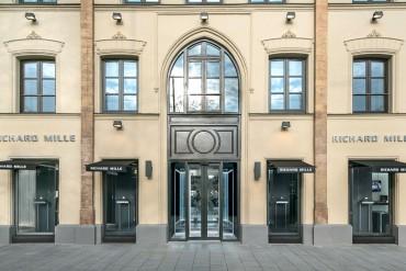 Richard Mille Boutique Muenchen Eroeffnung