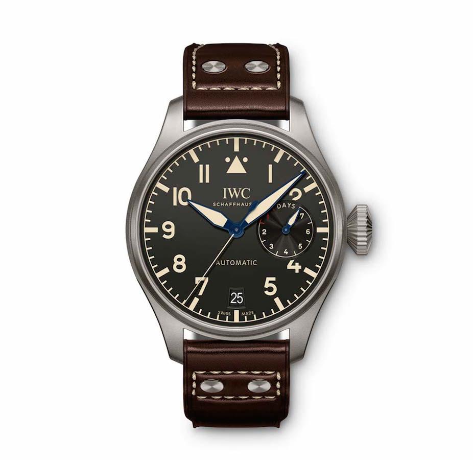 Big Pilot's Watch Heritage Titanium