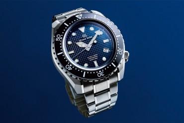 Grand Seiko Hi-Beat 36.000 Professional 600m Diver's