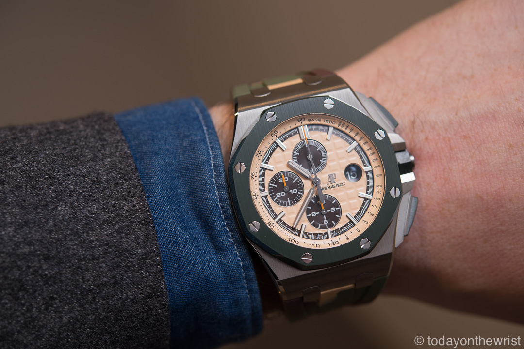 Audemars Piguet Royal Oak Offshore Combat