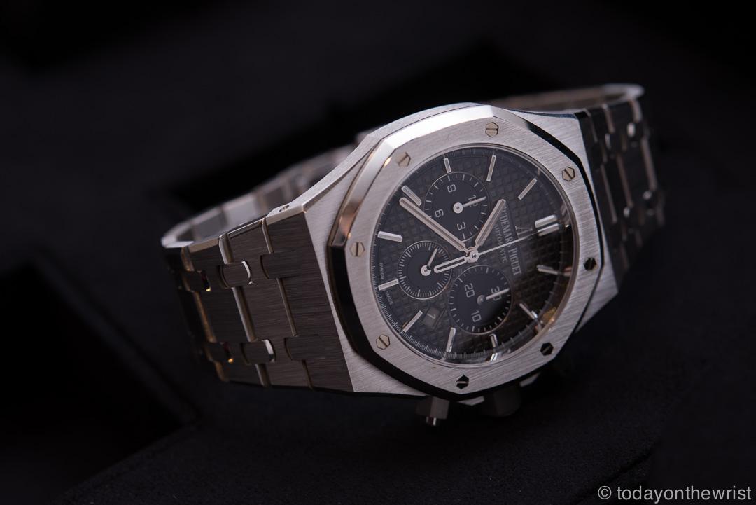 Audemars Piguet Royal Oak Chronograph Platinum