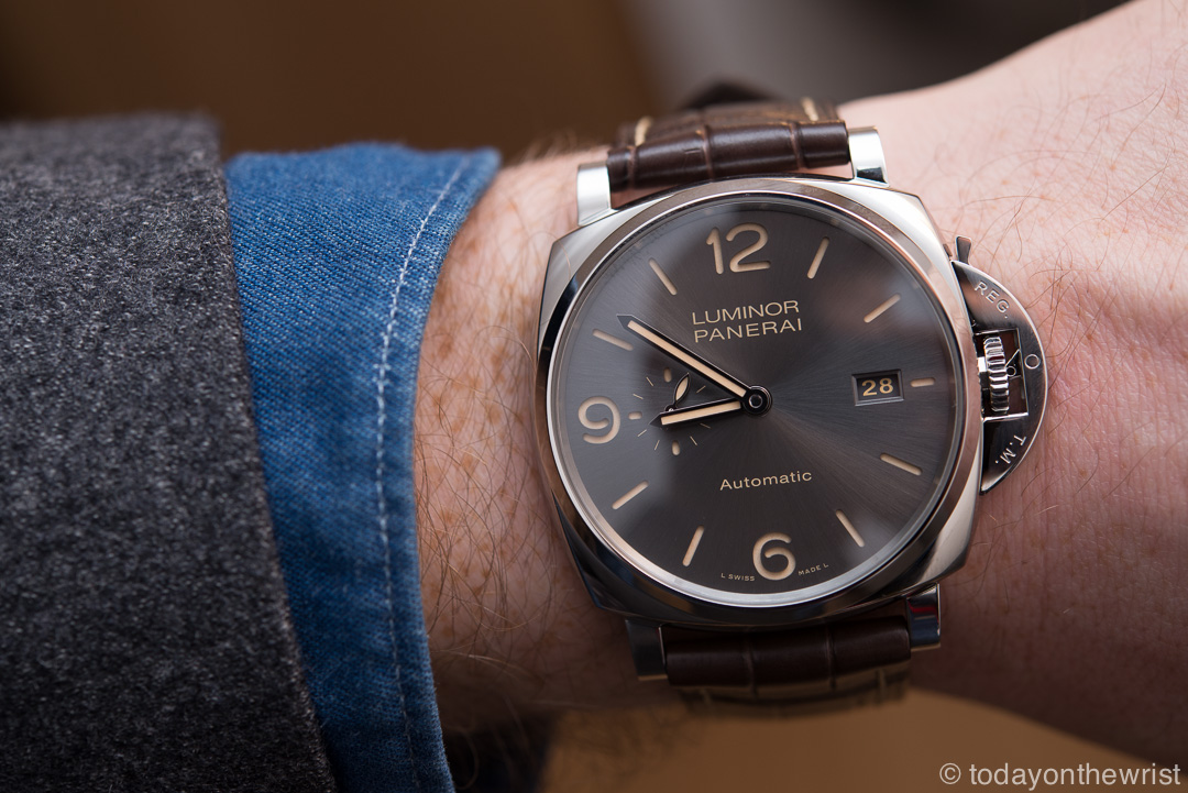 Panerai Luminor Due 3 Days Automatic (PAM00943)