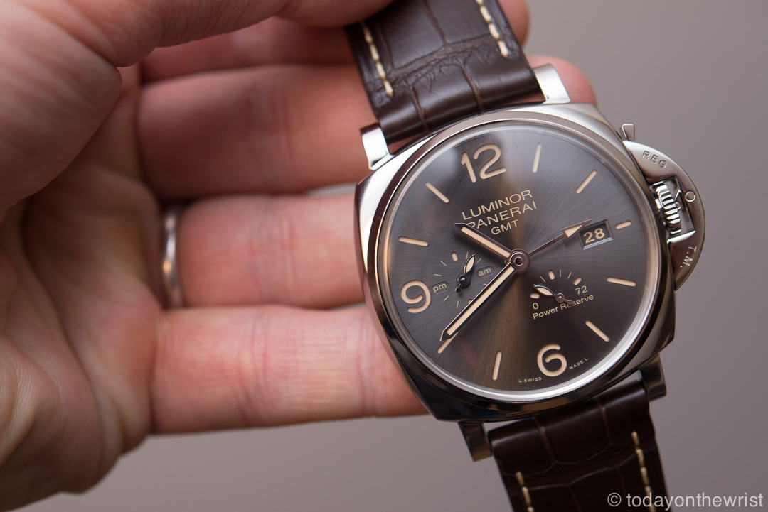 Panerai Luminor Due 3 Days GMT Power Reserve Automatic (PAM00944)