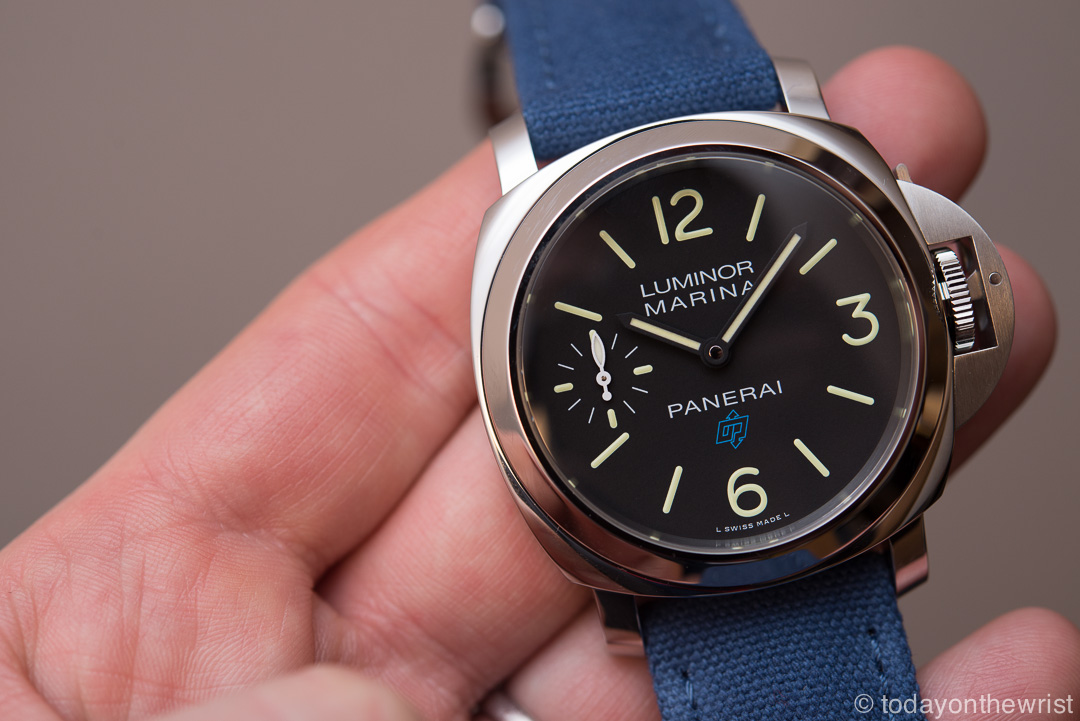 Panerai Luminor Marina Logo 3 Days - 44 mm