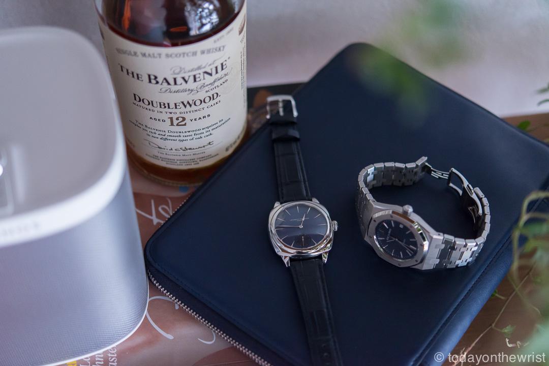 Музыка, виски и часы. Всех с 23 февраля!