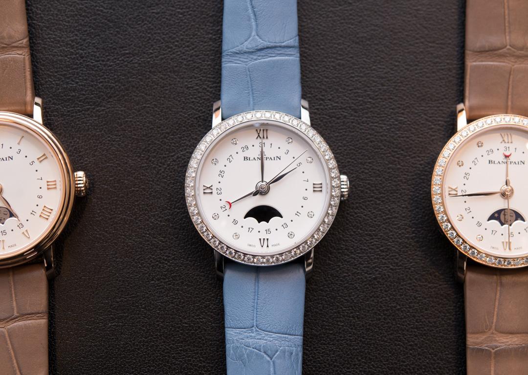 Blancpain женские часы