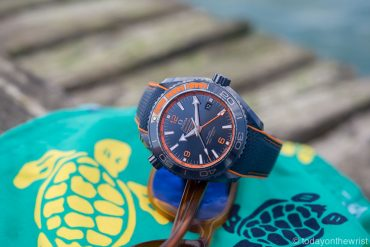 Omega Seamaster Planet Ocean 600m Big Blue