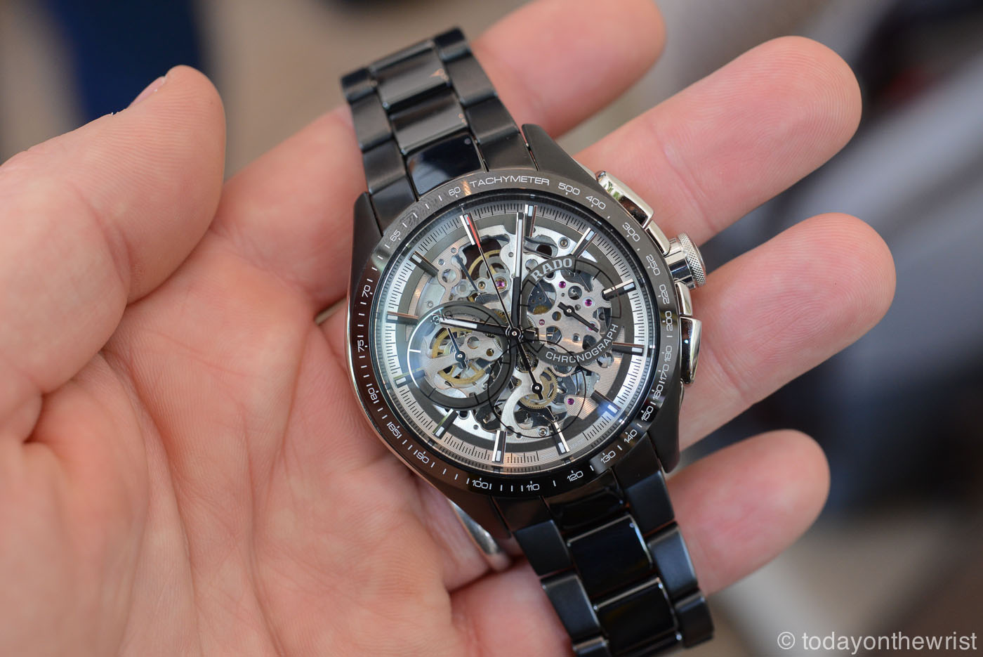 Rado HyperChrome Skeleton Automatic Chronograph Limited Edition