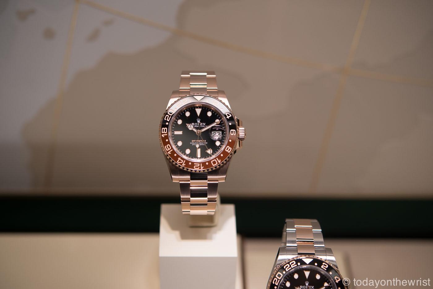 Rolex GMT-Master-II