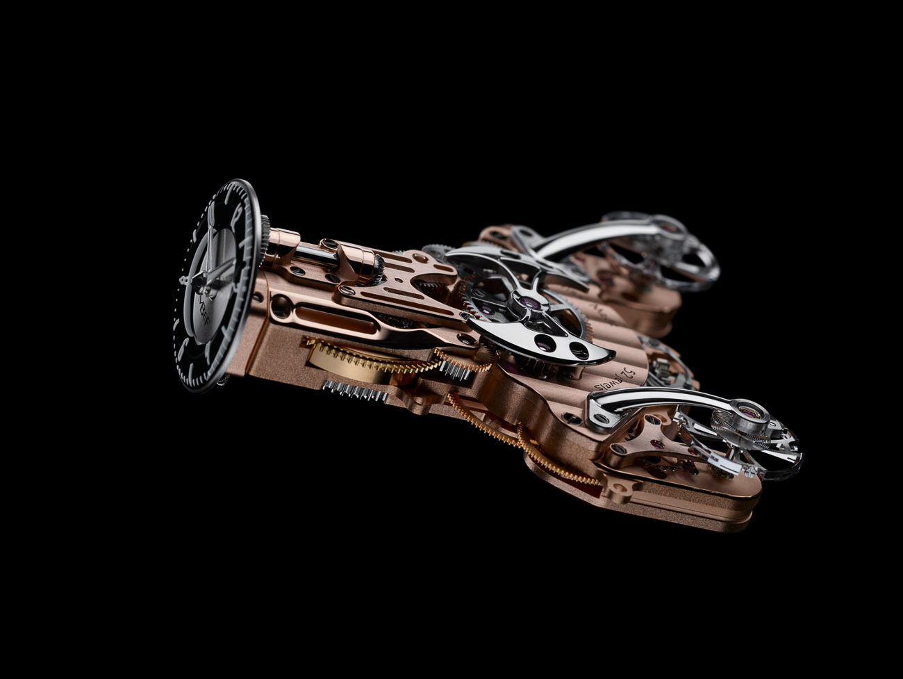 MB&F Horological Machine N 9 Flow