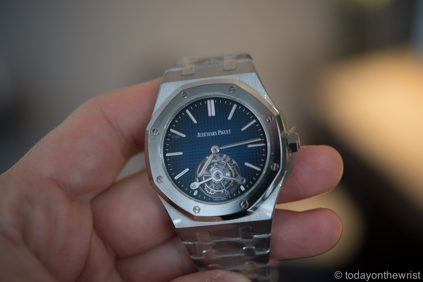 Audemars Piguet Royal Oak Tourbillon titanium platinum