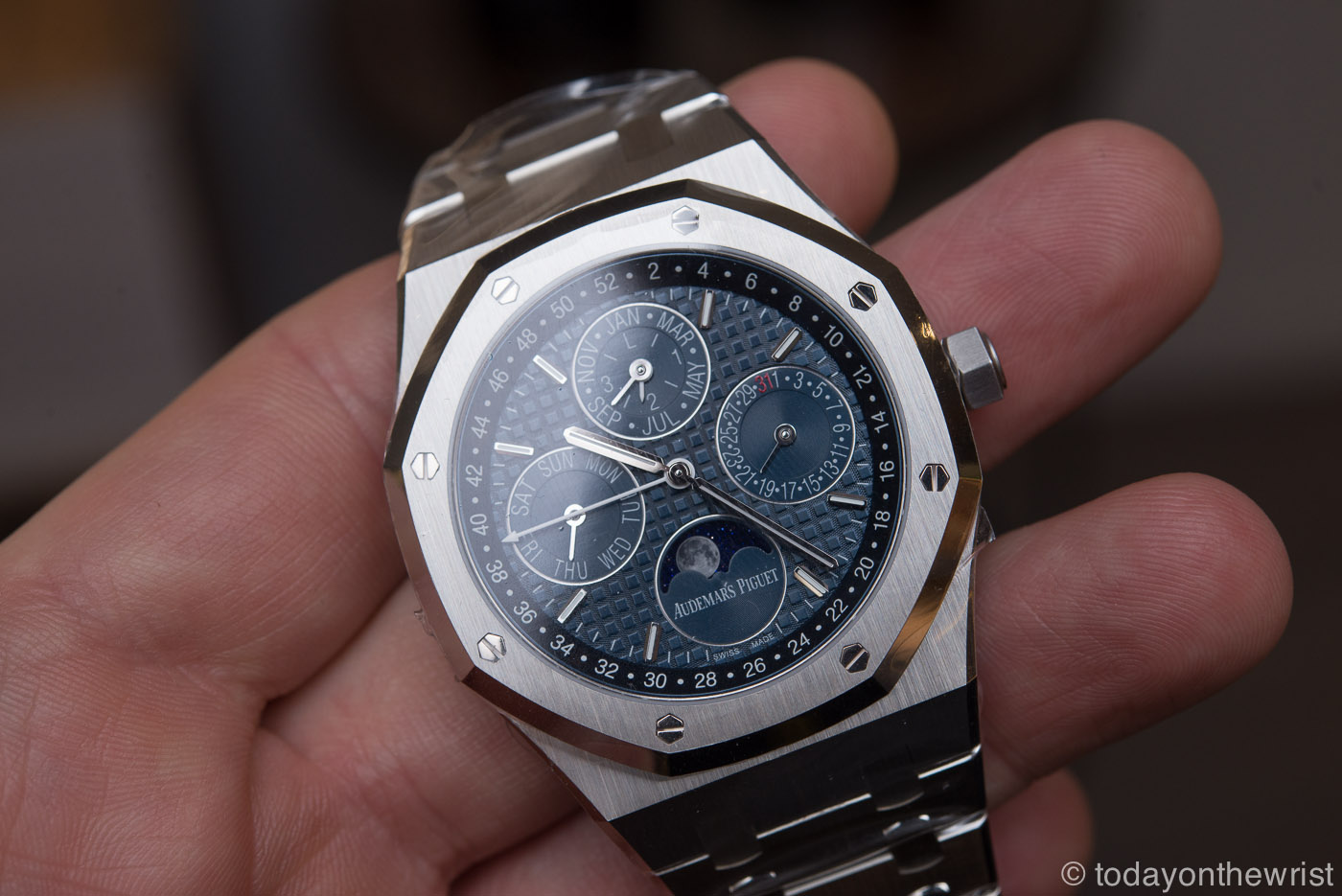 Audemars Piguet Royal Oak Perpetual Calendar steel