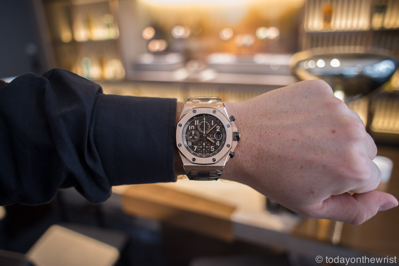 Audemars Piguet Royal Oak Offshore AP House limited edition