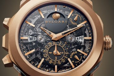 Bvlgari Octo Grande Sonnerie Perpetual Calendar