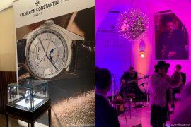 Vacheron Constantin Fiftysix party Мюнхен