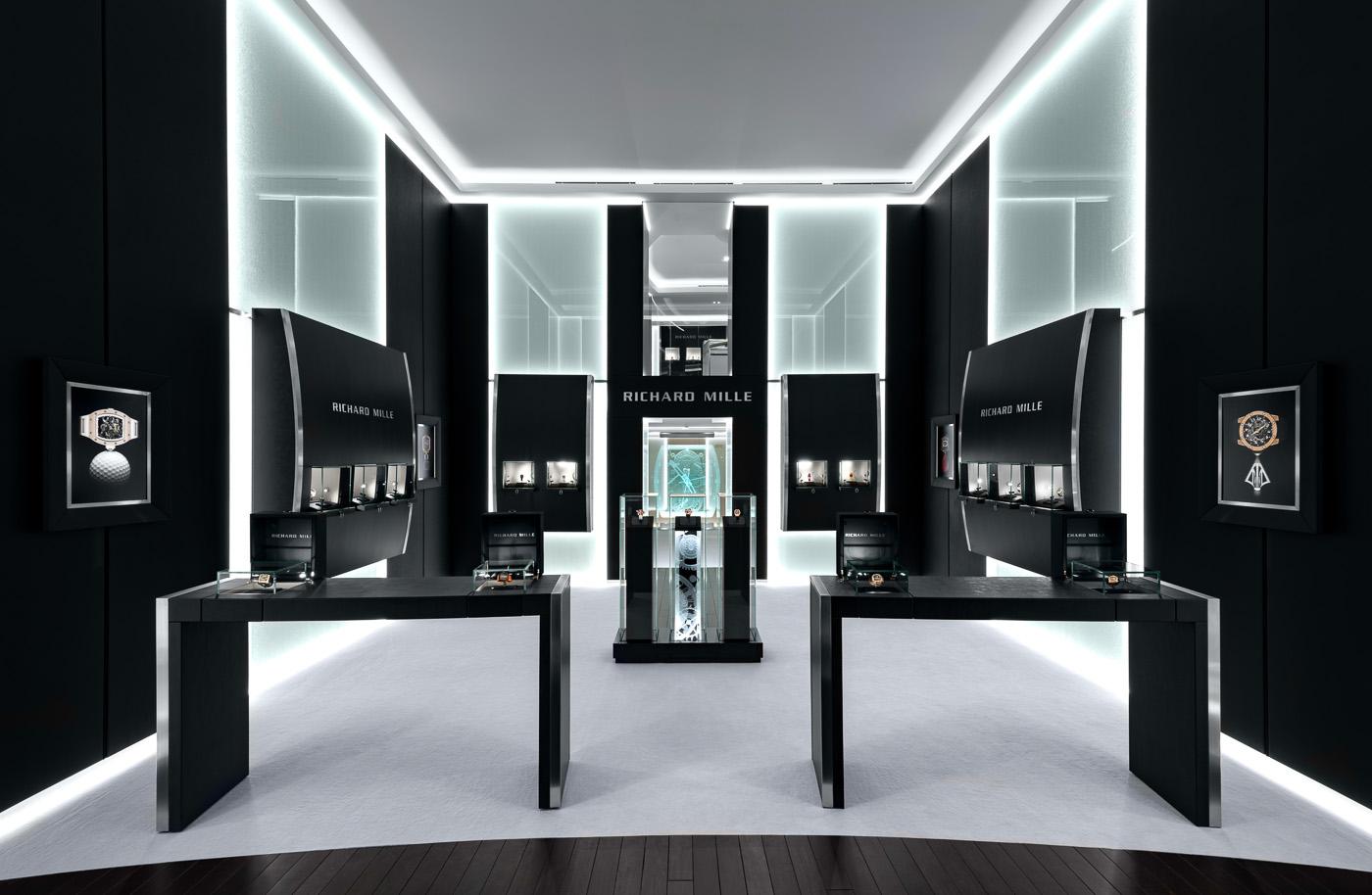 Richard Mille открывает первый российский бутик в Столешниковом переулке