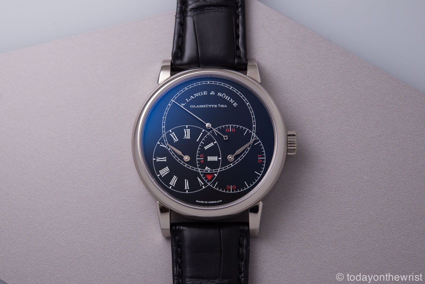 A. Lange & Soehne Richard Lange Jumping Seconds