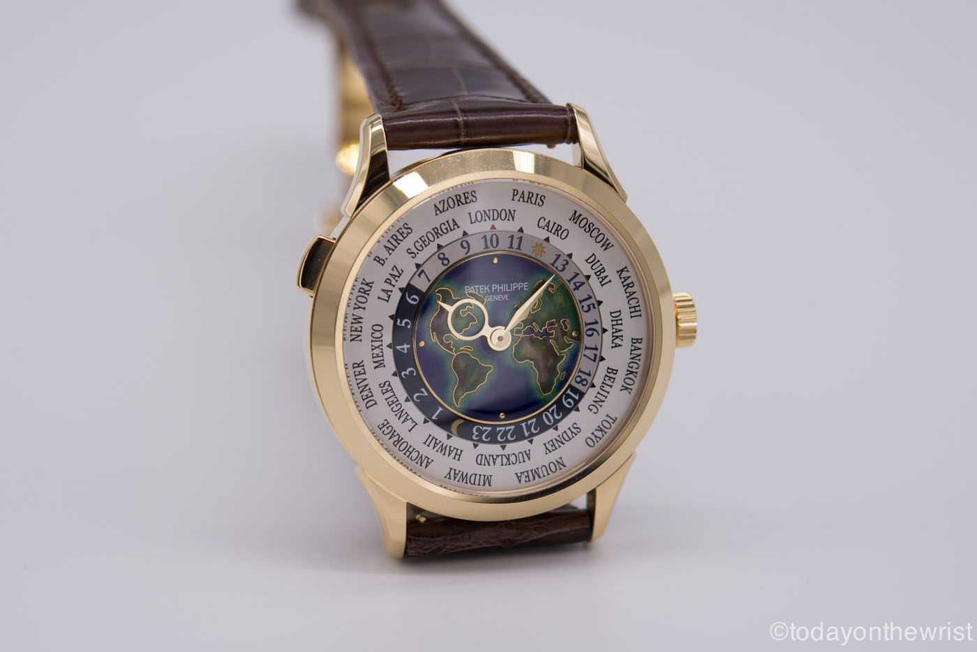 Patek Philippe World Time 5231J