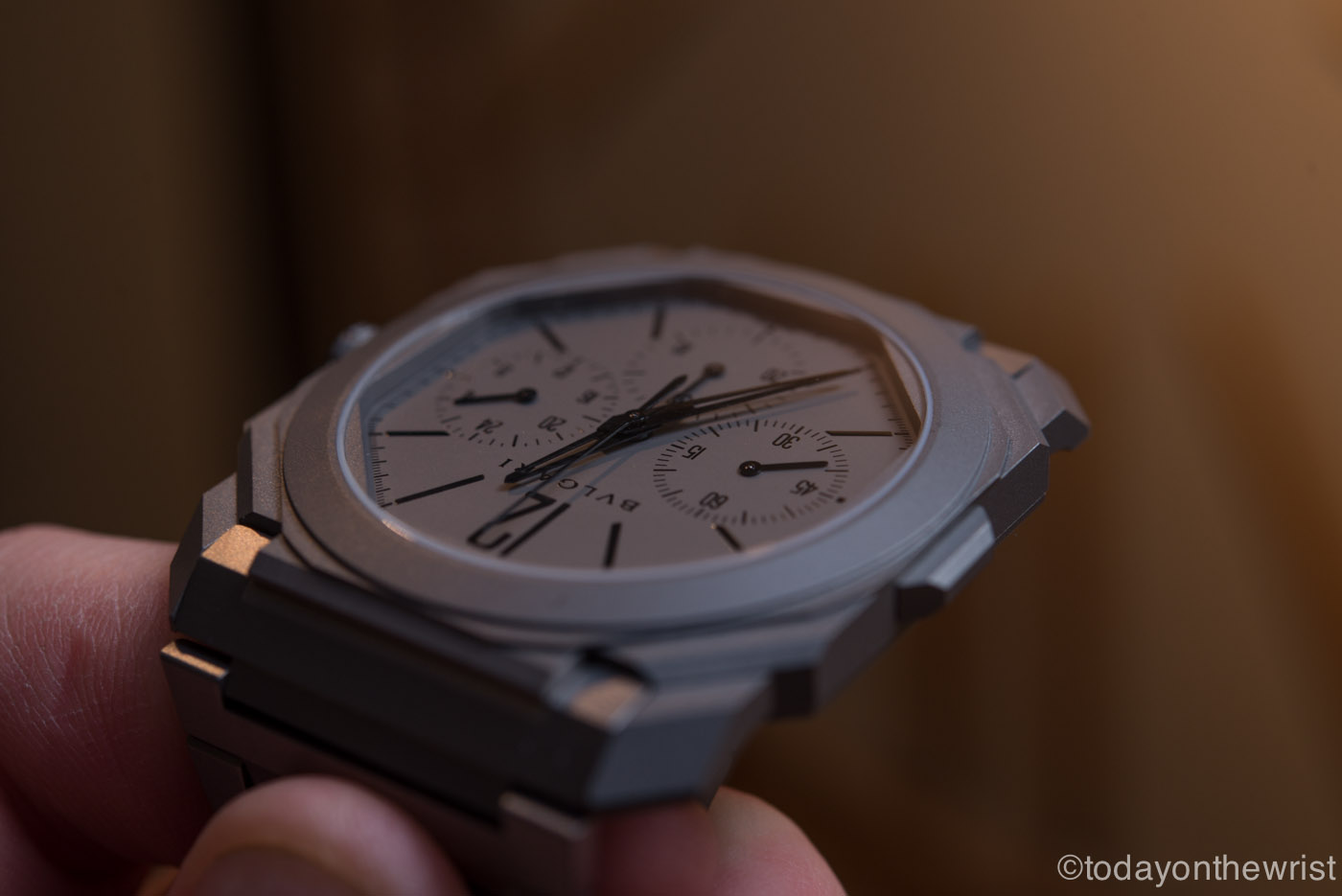 Bulgari Octo Finissimo Chronograph GMT Automatic
