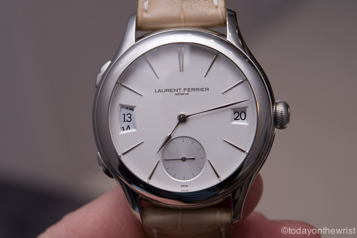 Laurent Ferrier Galet Traveller Dual Time