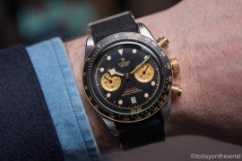 Tudor Black Bay Chrono S G