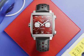 TAG Heuer Monaco 1979 - 1989 Limited Edition