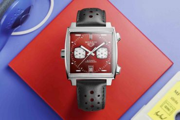 TAG Heuer Monaco 1979 - 1989 Limited Edition