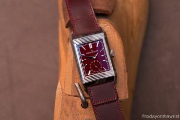 Jaeger-LeCoultre Reverso Tribute Small Seconds