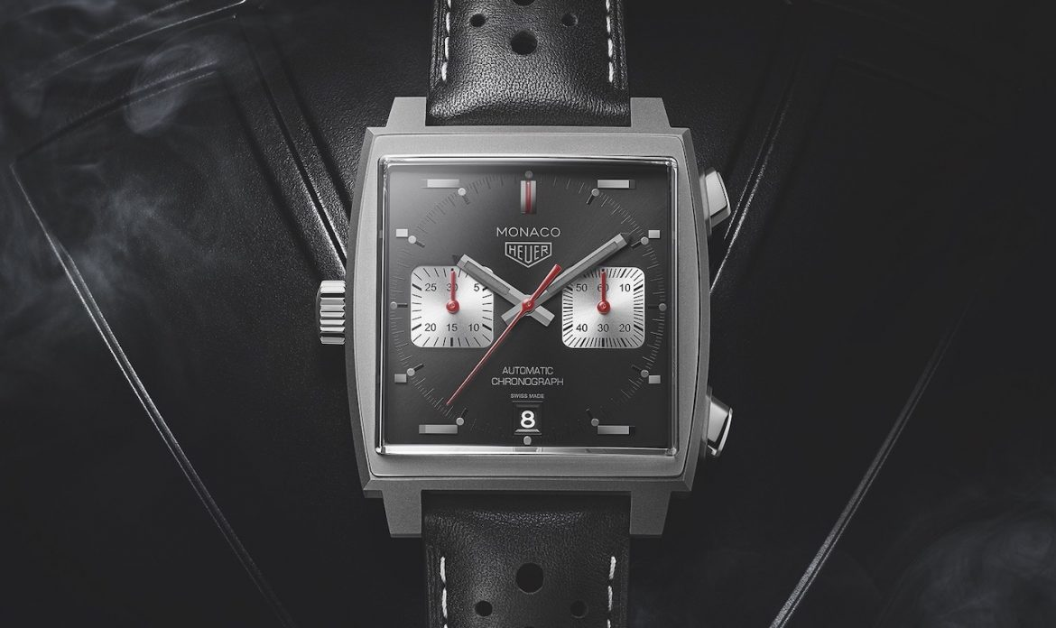 TAG Heuer Monaco 2009–2019 Limited Edition