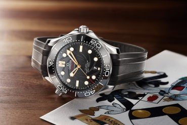 Новые Omega Seamaster Diver 300M James Bond Limited Edition