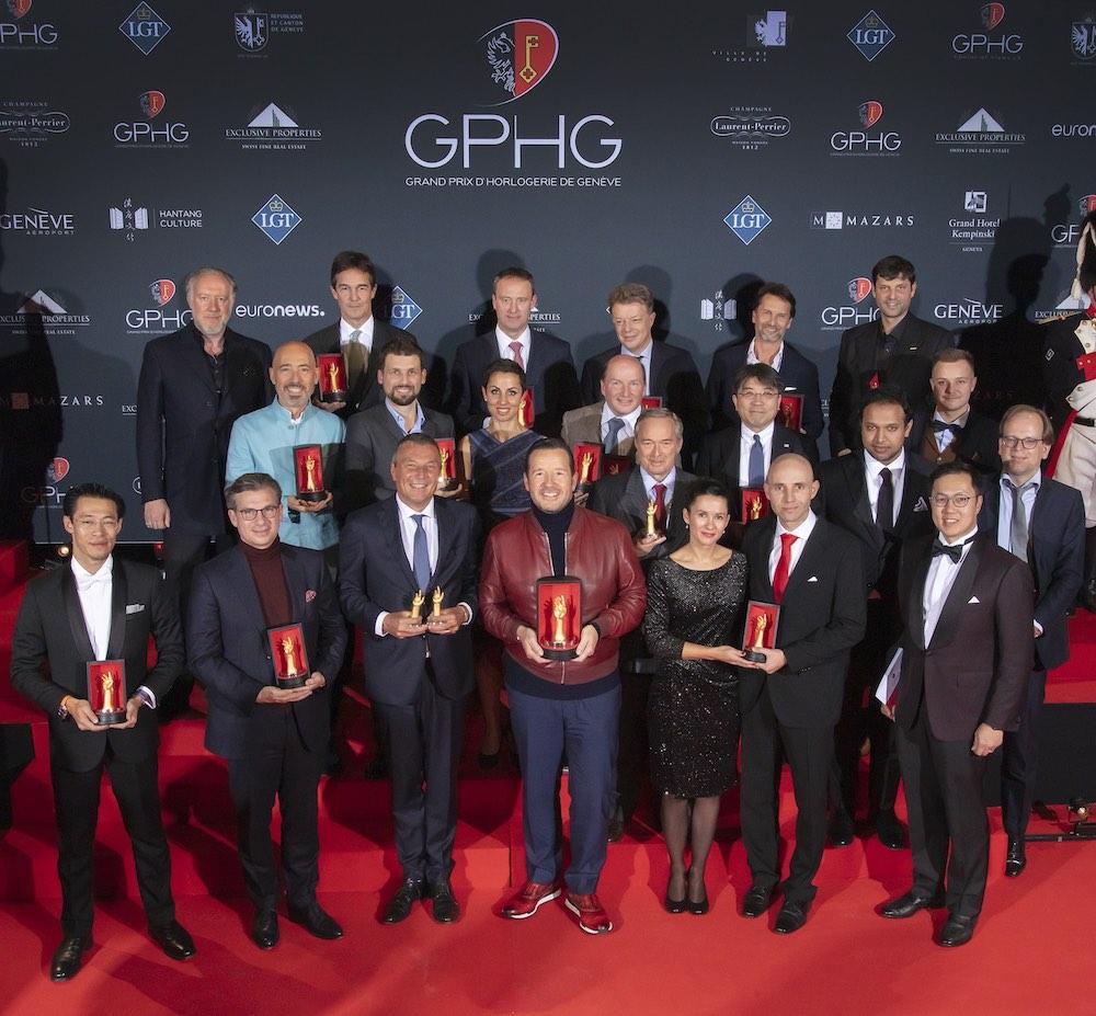 Лучшие часы 2019 года - победители GPHG 2019.