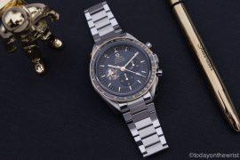 Omega Speedmaster Moonwatch Apollo 11 50th Anniversary Limited Edition