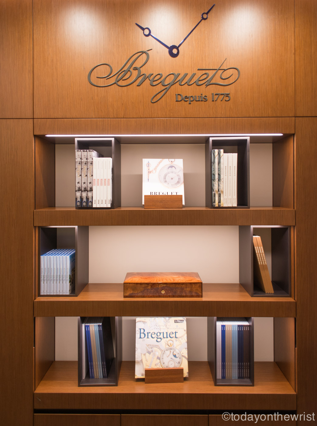 Открытие первого флагманского бутика Breguet в Германии