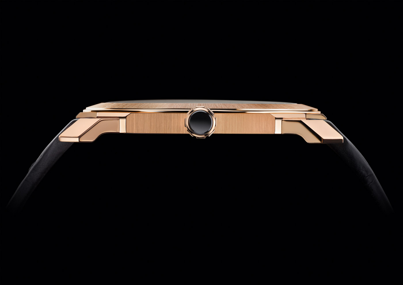BVLGARI OCTO FINISSIMO AUTOMATIC SATIN-POLISHED ROSE GOLD 103286