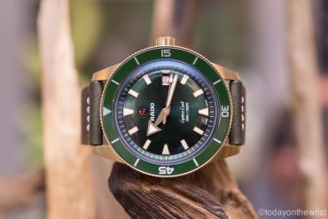 Новые Rado Captain Cook Automatic в бронзе
