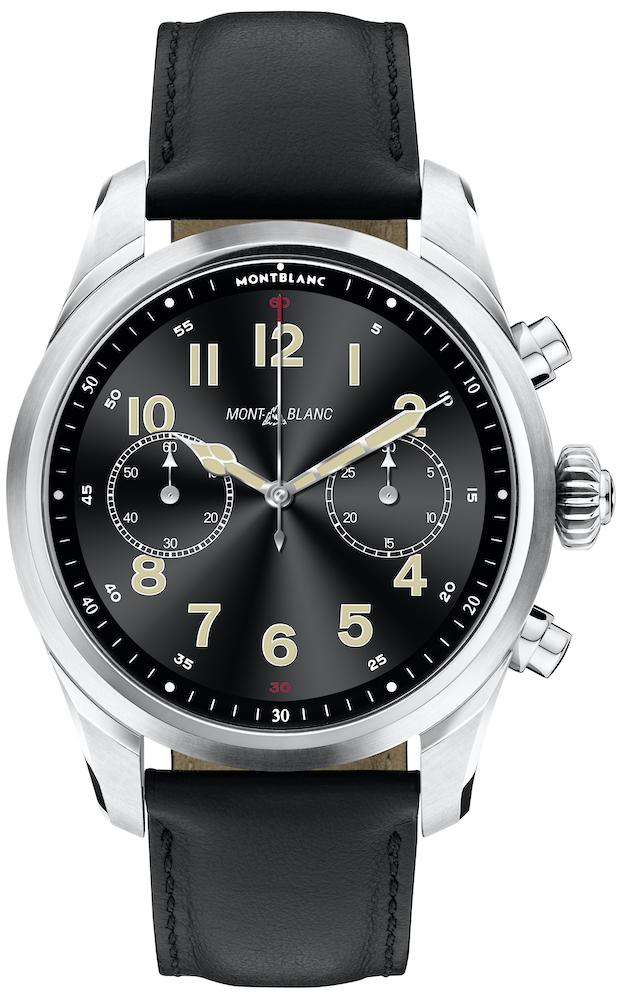 Новые smart-часы Montblanc SUMMIT 2+