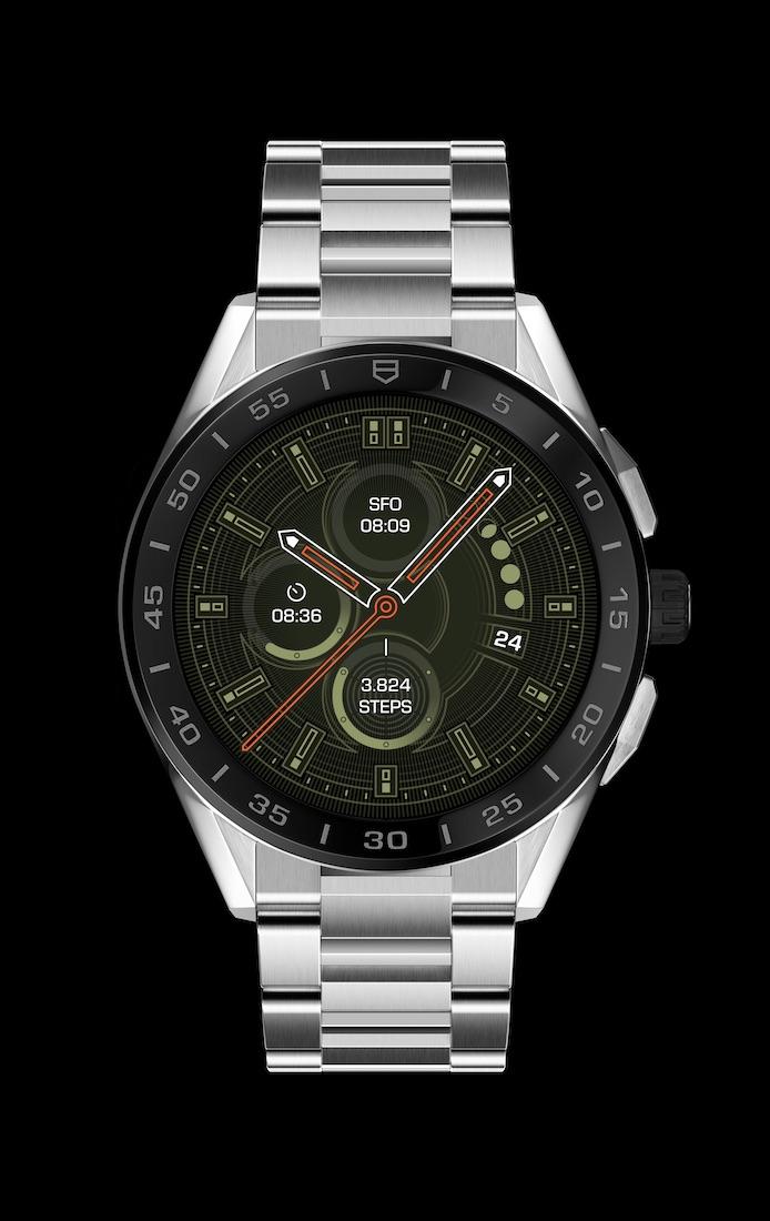 TAG Heuer Connected новые смарт-часы