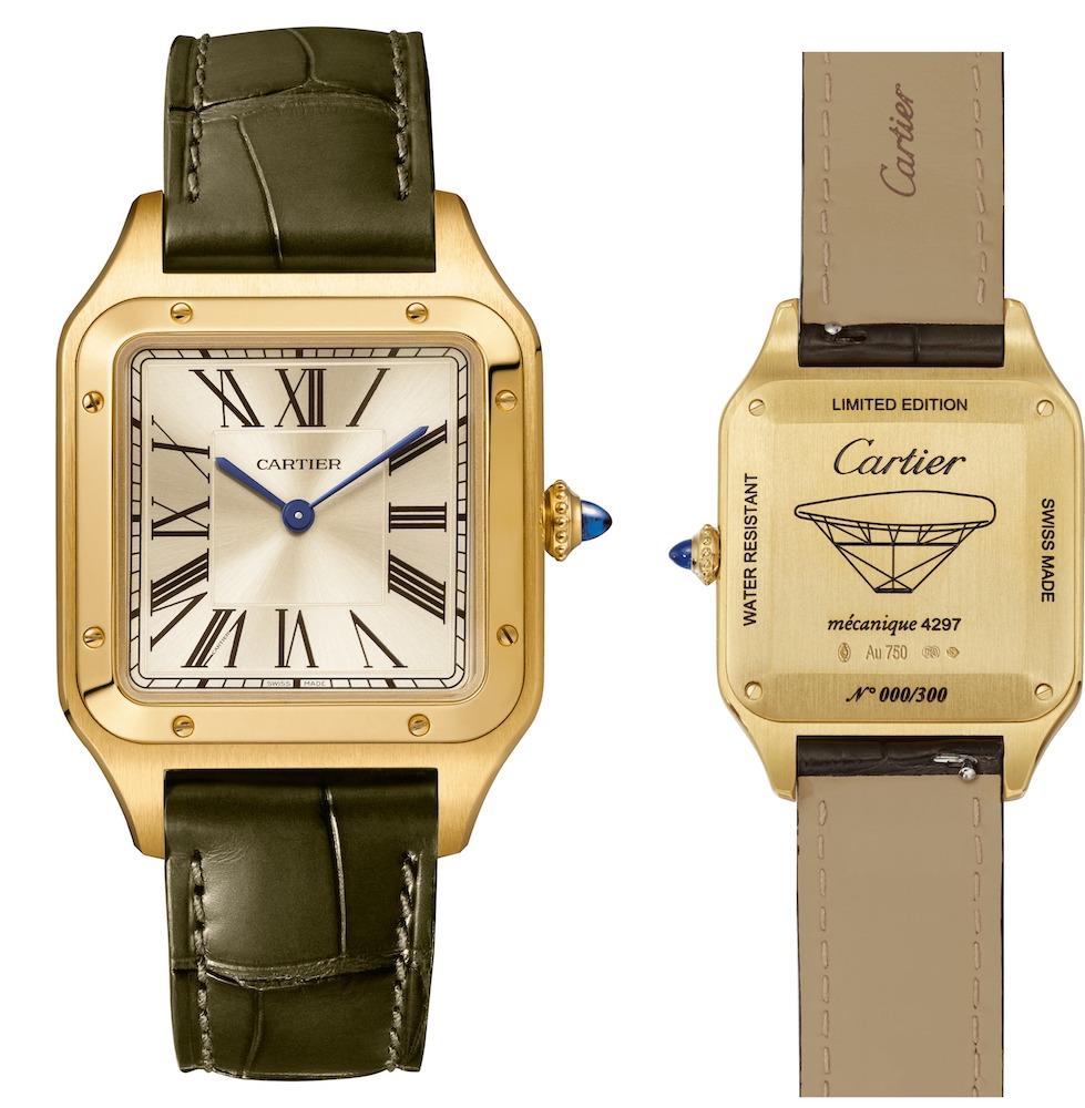 Cartier Santos-Dumont