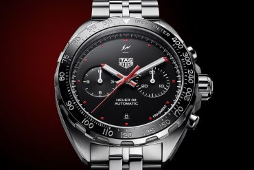 TAG Heuer x Fragment Design Heuer 02 Chronograph
