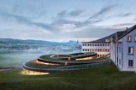 Открытие музея Musee Atelier Audemars Piguet