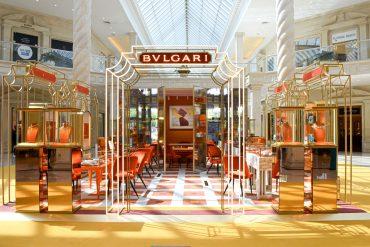 BVLGARI открыл поп-ап бутик в Крокус Сити Молле
