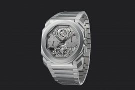 Bvlgari Octo Finissimo Tourbillon Chronograph Skeleton Automatic