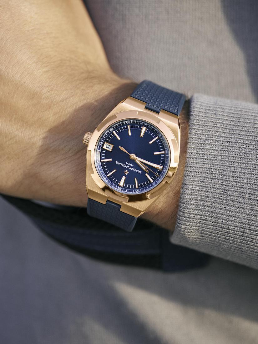 Vacheron Constantin Overseas Automatic in gold