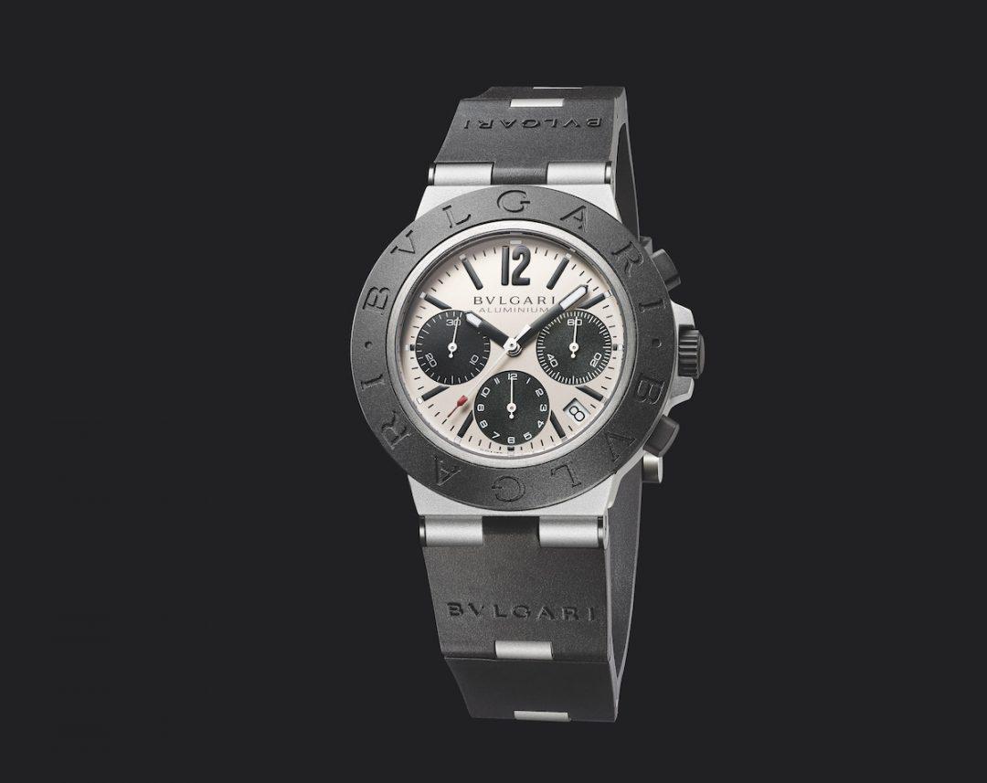 Bulgari Aluminium Chronograph