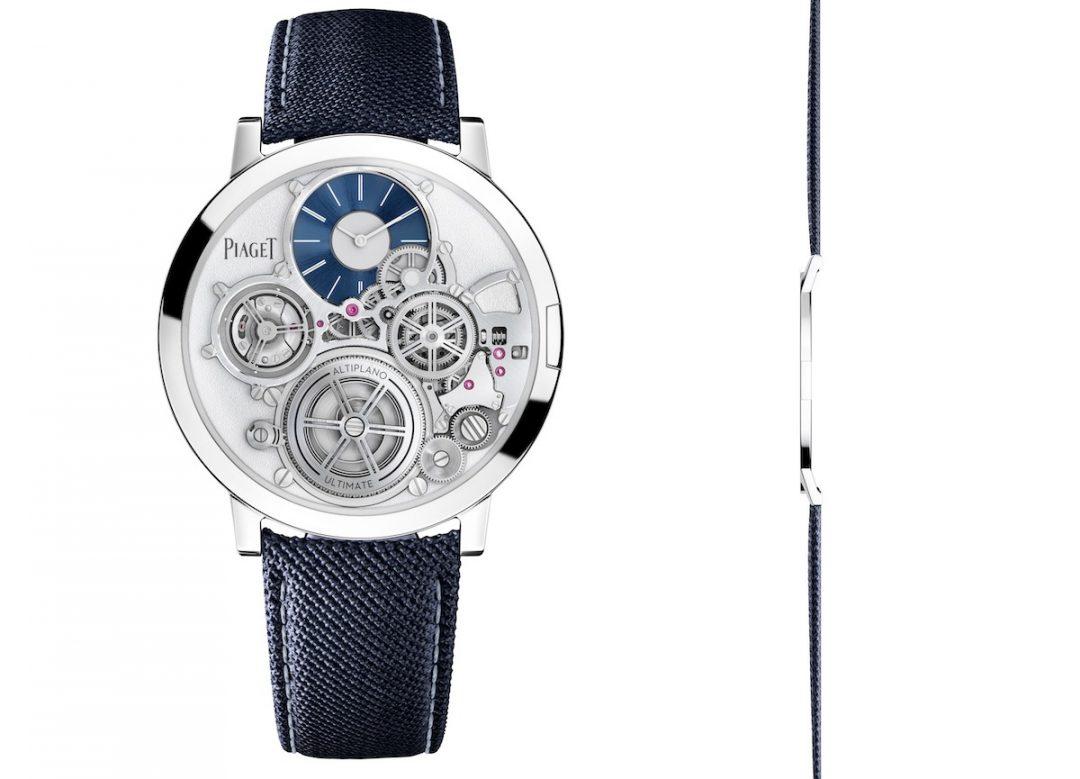 лучшие часы 2020 года - Piaget Altiplano Ultimate Concept