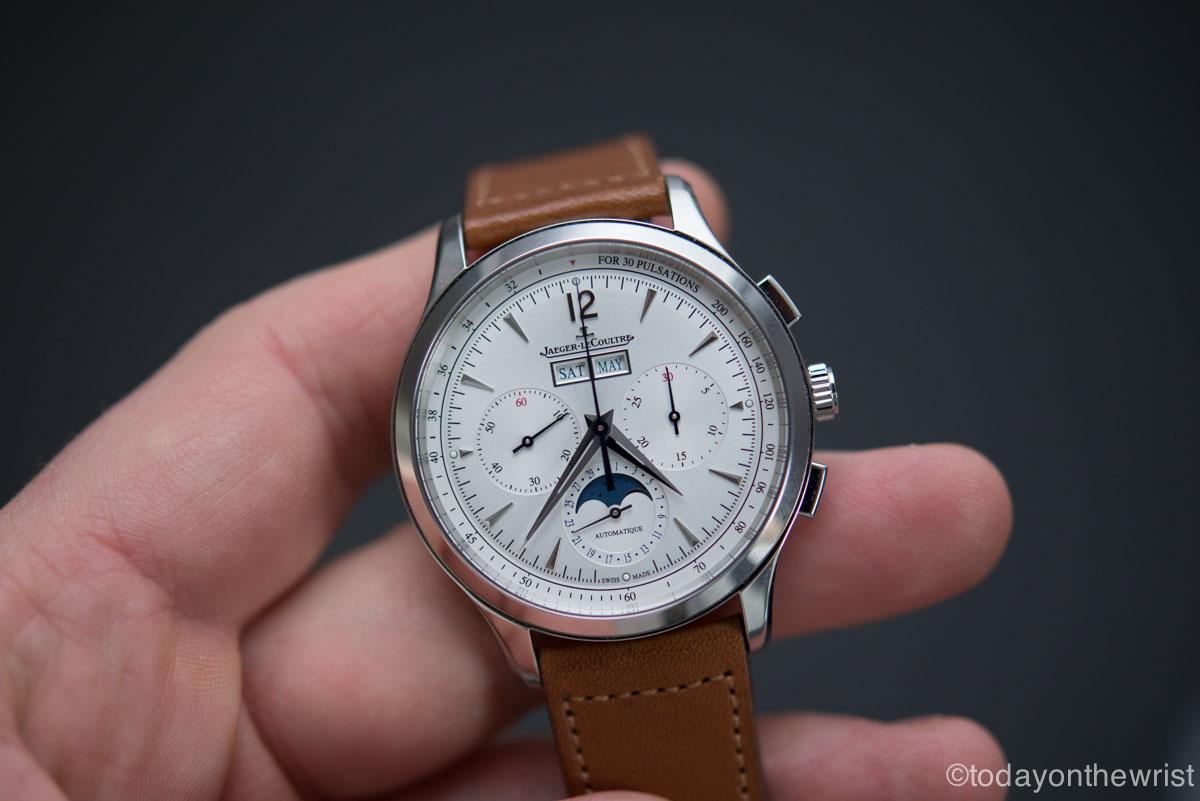 Jaeger-LeCoultre Master Control Chronograph Calendar